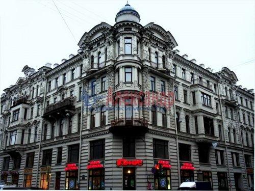 15-комнатная квартира (650м2) на продажу по адресу Восстания ул., 35— фото 1 из 11
