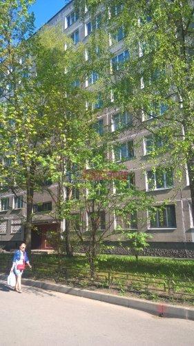 2-комнатная квартира (44м2) на продажу по адресу Евдокима Огнева ул., 8— фото 1 из 1