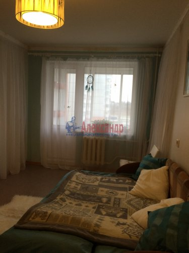 2-комнатная квартира (56м2) на продажу по адресу Красное Село г., Спирина ул., 7— фото 11 из 21