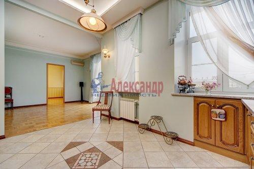 3-комнатная квартира (96м2) на продажу по адресу Краснопутиловская ул., 13— фото 7 из 14
