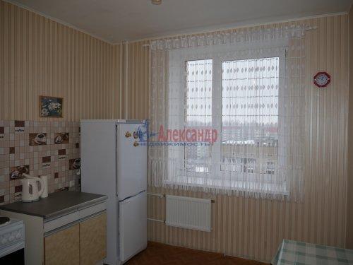 1-комнатная квартира (40м2) на продажу по адресу Всеволожск г., Александровская ул., 79— фото 4 из 9
