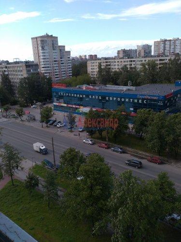 1-комнатная квартира (46м2) на продажу по адресу Науки пр., 17— фото 20 из 21