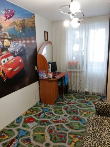 2 комнаты в 3-комнатной квартире (58м2) на продажу по адресу Сертолово г., Молодцова ул., 8— фото 3 из 17