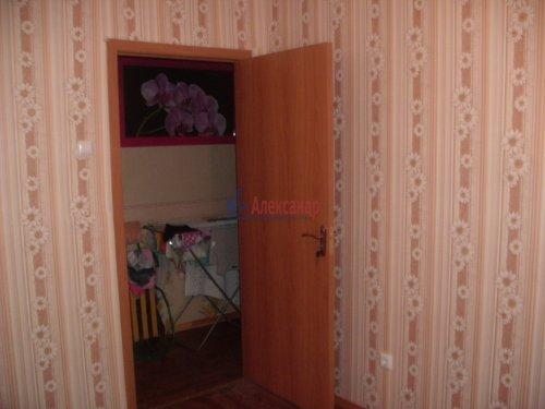 Комната в 3-комнатной квартире (55м2) на продажу по адресу Дубровка рп, Советская ул., 40— фото 3 из 6