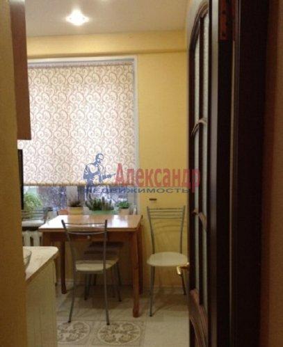 2-комнатная квартира (45м2) на продажу по адресу Витебский пр., 23— фото 1 из 8