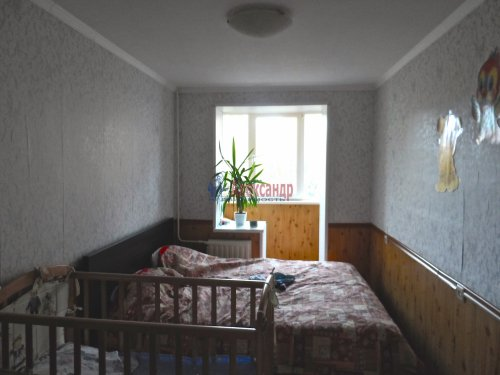 2-комнатная квартира (56м2) на продажу по адресу Всеволожск г., Героев ул., 9— фото 3 из 9