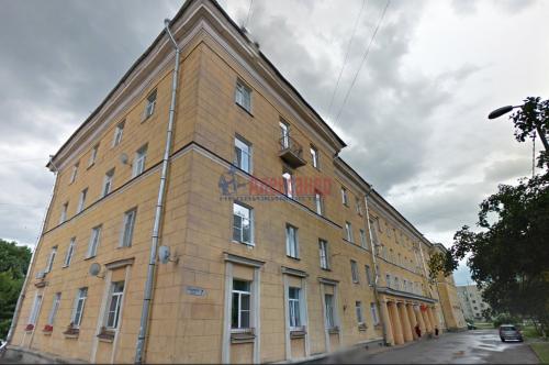 3-комнатная квартира (98м2) на продажу по адресу Петергоф г., Ропшинское шос., 7— фото 1 из 22