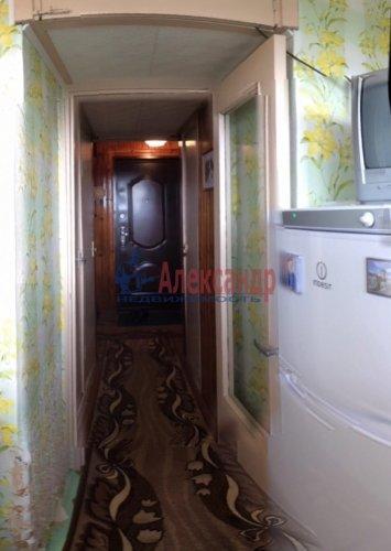 1-комнатная квартира (33м2) на продажу по адресу Приладожский пгт., 3— фото 7 из 9