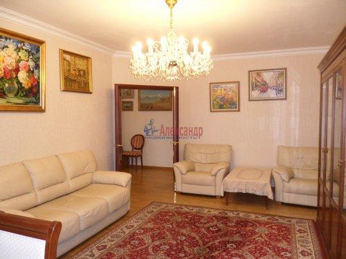 3-комнатная квартира (101м2) на продажу по адресу Науки пр., 17— фото 1 из 33