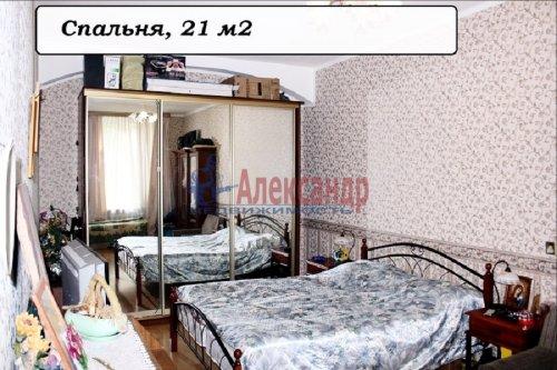 2-комнатная квартира (68м2) на продажу по адресу Выборг г., Крепостная ул., 37— фото 11 из 16