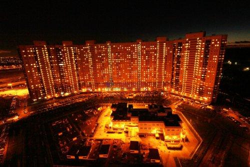 2-комнатная квартира (58м2) на продажу по адресу Парголово пос., Михаила Дудина ул., 25— фото 8 из 9