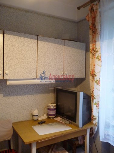 2-комнатная квартира (42м2) на продажу по адресу Краснопутиловская ул., 90— фото 17 из 22