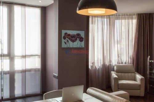 3-комнатная квартира (113м2) на продажу по адресу Выборгское шос., 15— фото 2 из 22