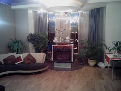 4-комнатная квартира (167м2) на продажу по адресу Малоохтинский пр., 16— фото 4 из 10