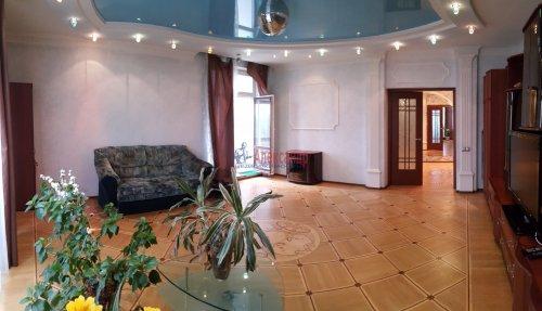 3-комнатная квартира (140м2) на продажу по адресу Приморский пр., 59— фото 4 из 38