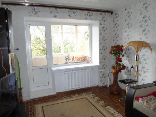 2-комнатная квартира (48м2) на продажу по адресу Коммунар г., Ленинградская ул., 4— фото 2 из 10