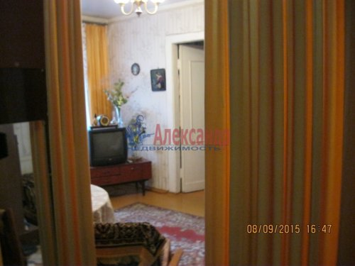 2-комнатная квартира (46м2) на продажу по адресу Гатчина г., Володарского ул., 28— фото 5 из 6