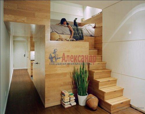Комната в 3-комнатной квартире (68м2) на продажу по адресу Уральская ул., 15— фото 8 из 12