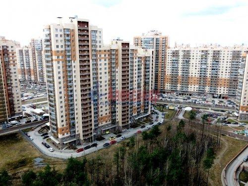 1-комнатная квартира (42м2) на продажу по адресу Шуваловский пр., 37— фото 2 из 14