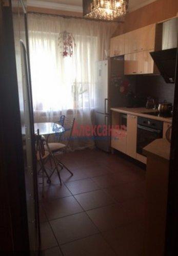 1-комнатная квартира (41м2) на продажу по адресу Науки пр., 17— фото 6 из 15
