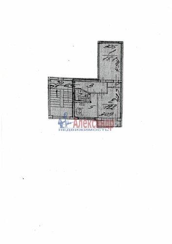2-комнатная квартира (45м2) на продажу по адресу Культуры пр., 11— фото 10 из 10
