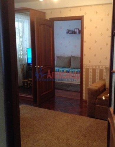 2-комнатная квартира (45м2) на продажу по адресу Витебский пр., 23— фото 5 из 8