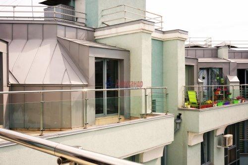 1-комнатная квартира (39м2) на продажу по адресу Пушкин г., Ленинградская ул., 46— фото 3 из 5