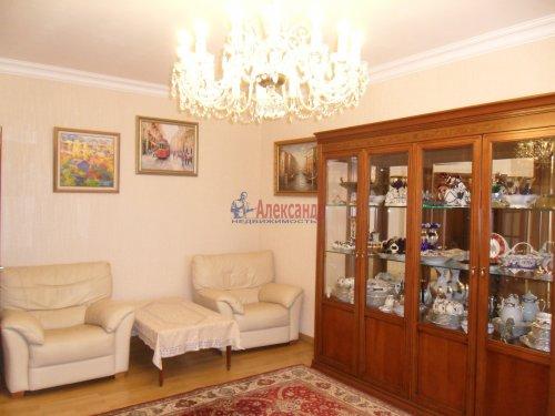 3-комнатная квартира (101м2) на продажу по адресу Науки пр., 17— фото 2 из 33