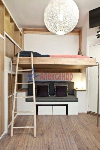 Комната в 3-комнатной квартире (68м2) на продажу по адресу Уральская ул., 15— фото 9 из 12