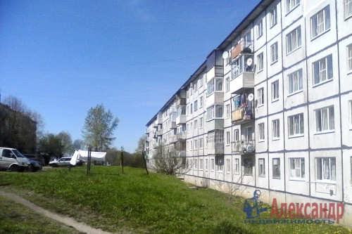 1-комнатная квартира (30м2) на продажу по адресу Оржицы дер., 13— фото 3 из 15