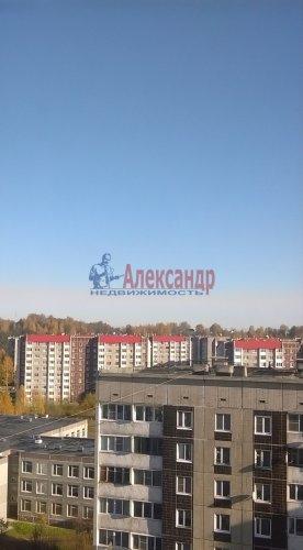 1-комнатная квартира (40м2) на продажу по адресу Всеволожск г., Александровская ул., 79— фото 9 из 9
