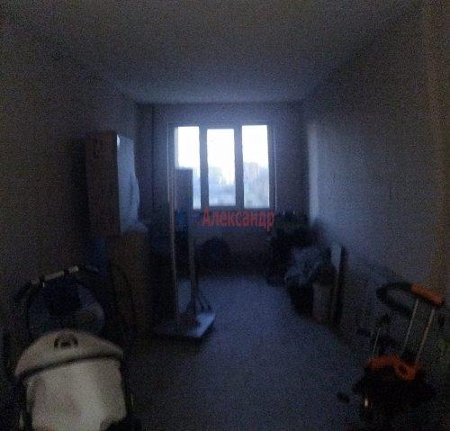 1-комнатная квартира (40м2) на продажу по адресу Мурино пос., Оборонная ул., 2— фото 21 из 21