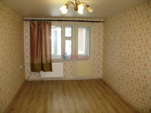 1-комнатная квартира (42м2) на продажу по адресу Шушары пос., Пушкинская ул., 26— фото 2 из 10