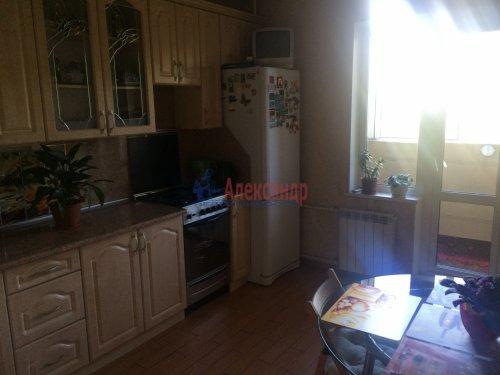 2-комнатная квартира (66м2) на продажу по адресу Сертолово г., Заречная ул., 12— фото 4 из 7