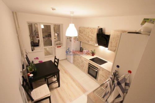 2-комнатная квартира (58м2) на продажу по адресу Парголово пос., Михаила Дудина ул., 25— фото 6 из 9