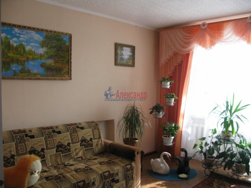 3-комнатная квартира (72м2) на продажу по адресу Хелюля пгт., Центральная ул., 2— фото 1 из 25