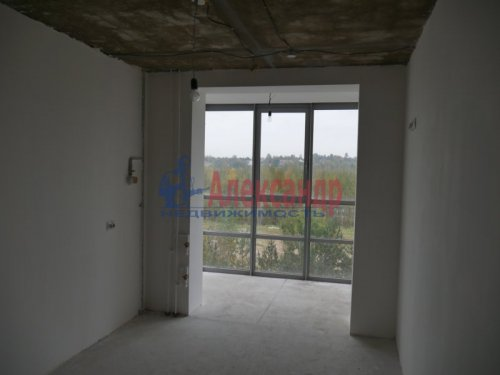 1-комнатная квартира (40м2) на продажу по адресу Всеволожск г., Доктора Сотникова ул., 25— фото 2 из 4