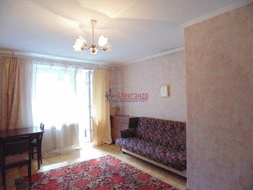 1-комнатная квартира (37м2) на продажу по адресу Художников пр., 9— фото 4 из 11