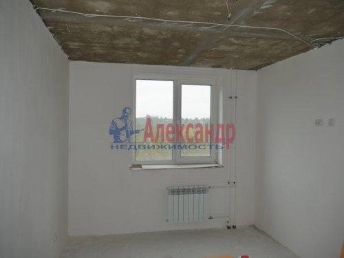 1-комнатная квартира (40м2) на продажу по адресу Всеволожск г., Доктора Сотникова ул., 25— фото 4 из 4
