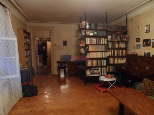 3-комнатная квартира (100м2) на продажу по адресу Моховая ул., 27-29— фото 12 из 19