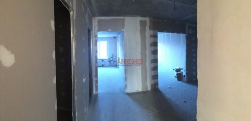3-комнатная квартира (92м2) на продажу по адресу Пушкин г., Архитектора Данини ул., 5— фото 6 из 12