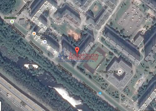 1-комнатная квартира (48м2) на продажу по адресу Планерная ул., 77— фото 8 из 11