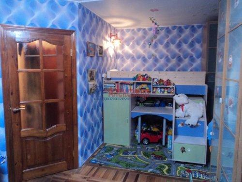 1-комнатная квартира (38м2) на продажу по адресу Кустодиева ул., 14— фото 2 из 9