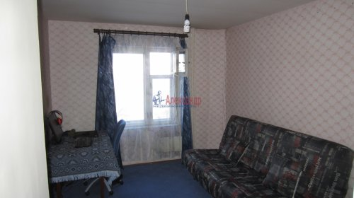 2-комнатная квартира (57м2) на продажу по адресу Мурино пос., Оборонная ул., 26— фото 8 из 14