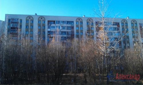 3-комнатная квартира (60м2) на продажу по адресу Новое Девяткино дер., 49— фото 1 из 16