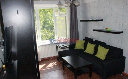 1-комнатная квартира (31м2) на продажу по адресу Софьи Ковалевской ул., 5— фото 1 из 9