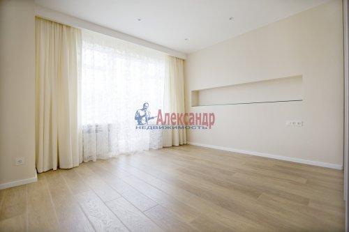 3-комнатная квартира (160м2) на продажу по адресу Репино пос., Зеленогорское шос., 12— фото 5 из 12