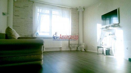 1-комнатная квартира (47м2) на продажу по адресу Комендантский пр., 53— фото 10 из 11