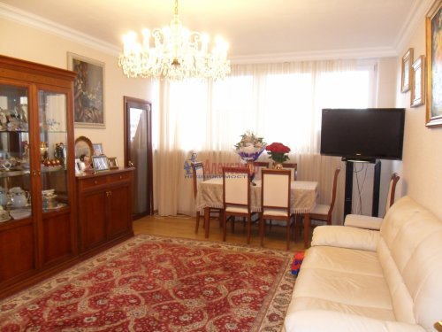 3-комнатная квартира (101м2) на продажу по адресу Науки пр., 17— фото 3 из 33