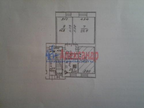 3-комнатная квартира (72м2) на продажу по адресу Лесной пр., 34-36— фото 2 из 11